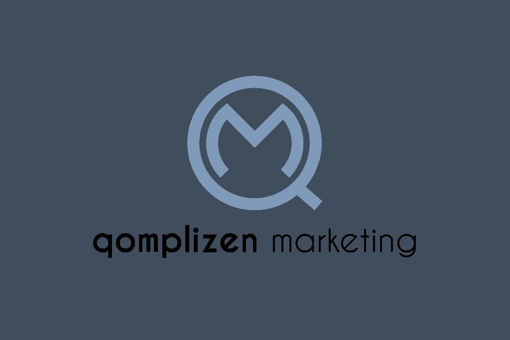 Internetagentur Paderborn qomplizen Logo transparent